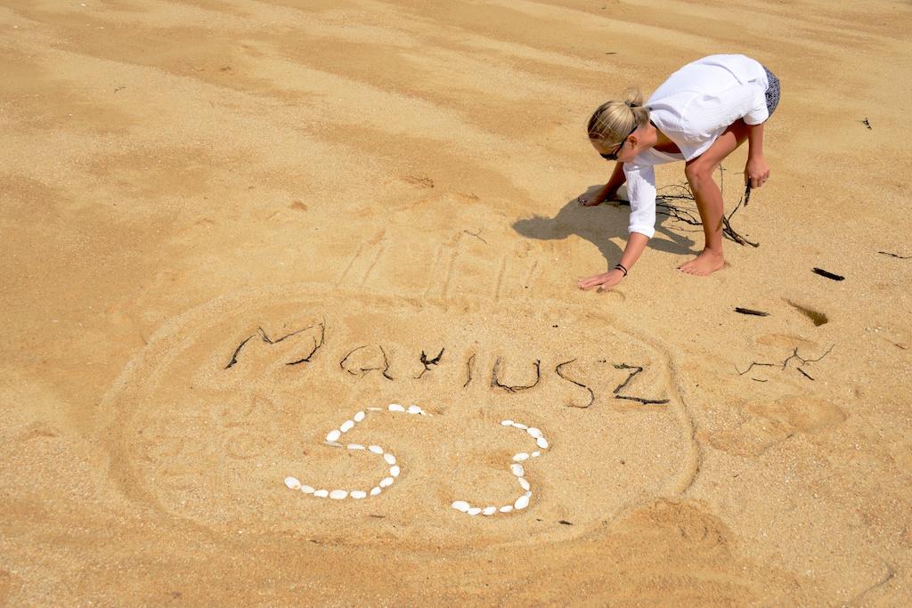 Plaże Parku Narodowego Abela Tasmana I Uczty Urodzinowo Imieninowe