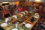pierwsze sushi w tym rejsie