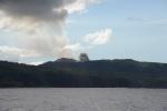 Yasur wypuszcza chmurę wulkanicznego pyłu