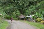 Mariusz przy wiosce Vurevure