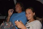 Natalka z tatą