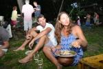 Brant i Sara z Aurora Star, którzy nurkowali z nami