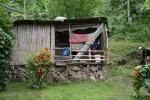 dom w wiosce