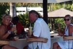 korzystamy z przywileju bycia członkiem Musket Cove Yacht Club