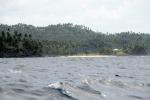 mijamy wzburzone wody Vurevure Bay