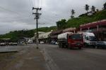 główna ulica w Savusavu
