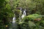 docieramy do najwyżej położonego wodospadu w Tavoro