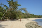 plaża przy Nanuya Sewa