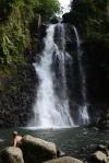 drugi wodospad w Tavoro