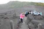 rozpoczynamy wędrówkę na wulkan