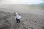 podejście w pyle wulkanicznym nie jest łatwe