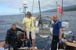 tuńczyk złapany przy Taveuni
