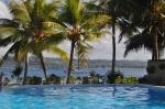 Katharsis w Segond Channel widziana z Aore Resort