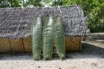 plecionki z liści palmowych
