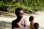 mieszkaniec wioski w Banam Bay