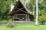jeden z domków do wynajęcia w Tavanipupu