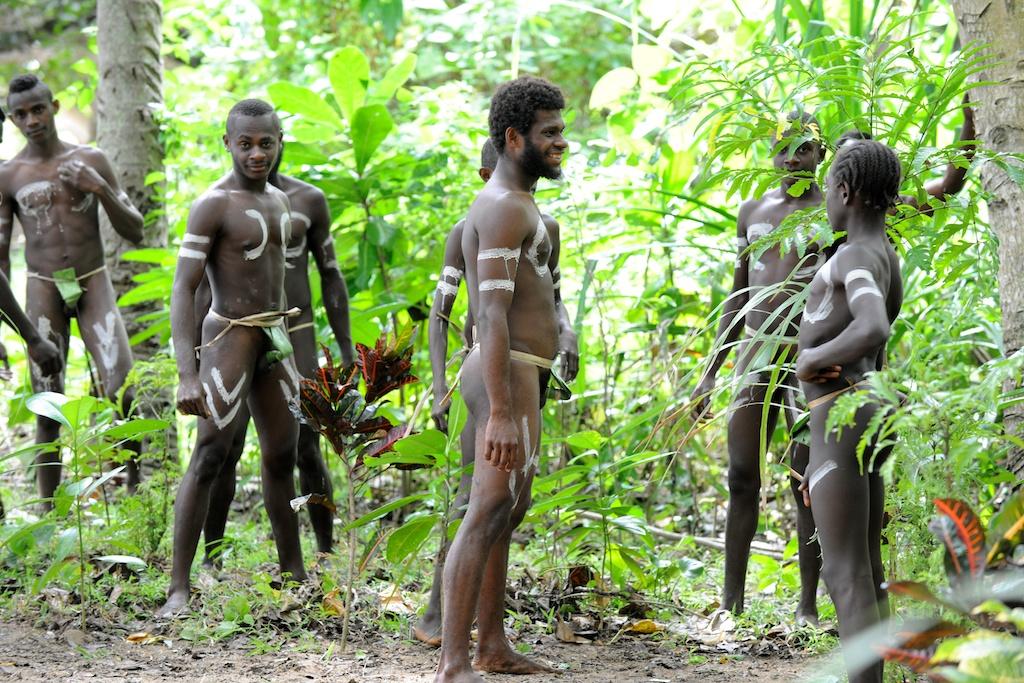Indigenous naturism