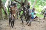 oglądamy tańce członków plemienia Small Nambas