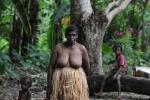 kobieta z plemienia Small Nambas