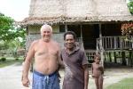 nasz senior i senior wioski Marau