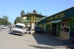 stacja benzynowa w Honiara