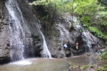 wodospad w okolicy Banam Bay