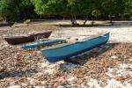 łodzie mieszkańców Vao