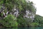 wisielcze skały nad laguną MT