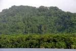 północny brzeg Tetepare Island