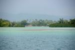 wysepki w Marovo Lagoon