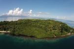 u brzegów Logha Island Katharsis II spędziła bezpiecznie 3 tygodnie