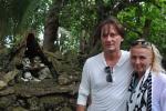 Magda z Markiem na Skull Island ZS
