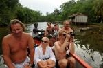 nasza ekipa na wyprawie w lagunie Morovo ZS