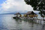 pomost i bar w Sanbis Resort