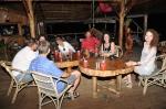 na kolacji w Sanbis Resort ZS
