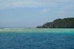 laguna przy Panasia Island