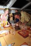 świeczki na urodzinowym torcie ZS