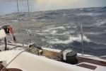 wzburzone Morze Tasmana