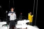 w nocy wpływamy do Sydney Harbour