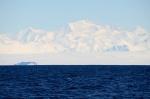 rajobraz całkiem odmienny od tego w Arktyce z Przejścia Północno-Zachodniwgo