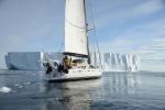 Katharsis II na tle góry lodowej