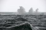 gejzery morskiej wody