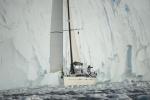 Katharsis wlepiona w górę lodową