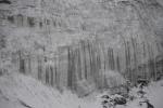 ściana lodowca
