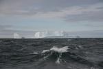 monumentalna góra lodowa