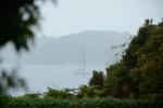 Katharsis II w Halfmoon Bay przy Stewart Island