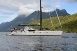 Katharsis II w Pickgersgill Harbour