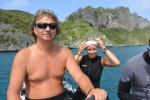 Panasia Island - przed pierwszym nurkiem