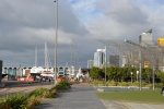 Waterfront w Auckland