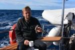 kalmar, który sam wskoczył na pokład
